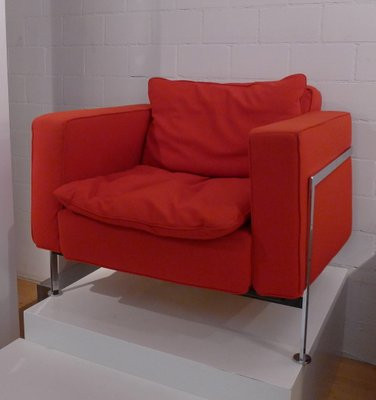 3-Seater Sofa and Armchair by Trix & Robert Haussmann, 1960s for ...