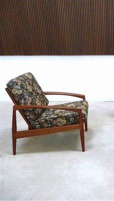 Outstanding Teak Paperknife Sofa Easy Chair By Kai Kristiansen For Magnus Olesen 1960S Spiritservingveterans Wood Chair Design Ideas Spiritservingveteransorg