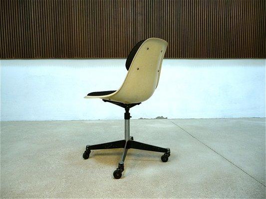 Bürostuhl designklassiker eames  PSCC-4 Bürostuhl von Charles & Ray Eames für Herman Miller, 1960er
