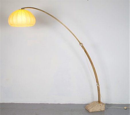 Vintage Arch Floor Lamp From Hustadt 1960s