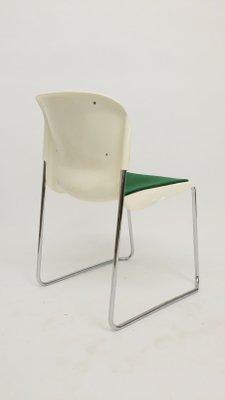 Chaise Empilable par Gerd Lange, 1960s