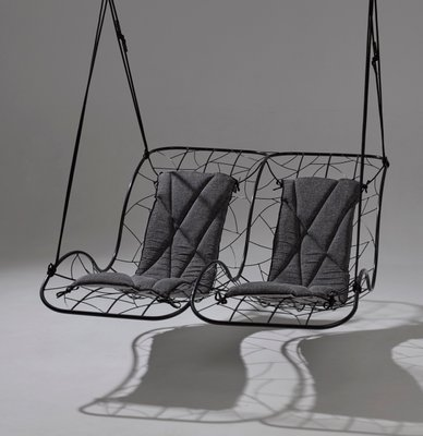 Double Recliner Hanging Swing Chair From Studio Stirling For Sale At Pamono