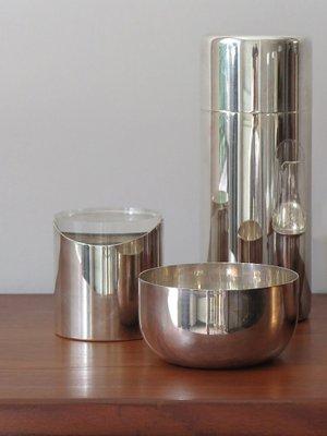 f1a1b4a45a3e Juego de artículos de plata italianos vintage de Sabattini en venta ...
