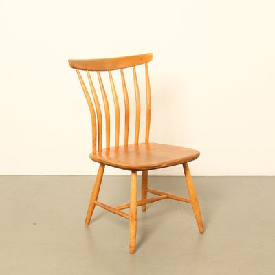 Swedish Chair By Bengt Akerblom U0026 Gunnar Eklöf For Akerblom Stolen, ...
