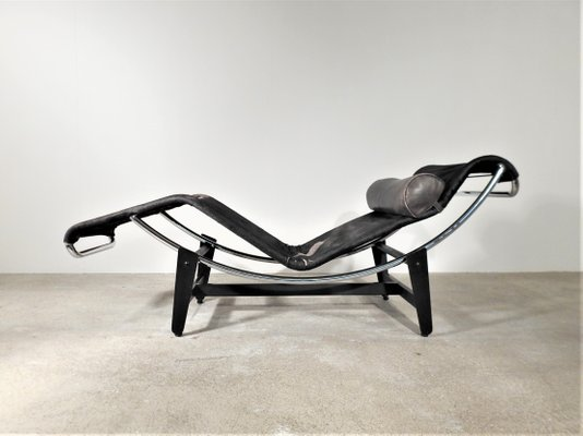 Pierre By Wohnbedarf1950s Lc4b306 CorbusierCharlotte Le Jeanneret Perriandamp; Chaise For 34ARL5jq