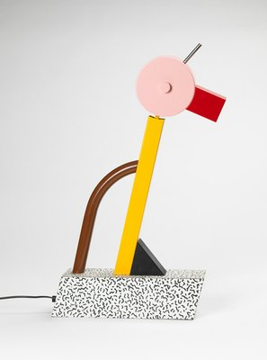 For Sottsass Lamp Ettore The Tahiti By Memphis Group1980s BxoCeQdWr