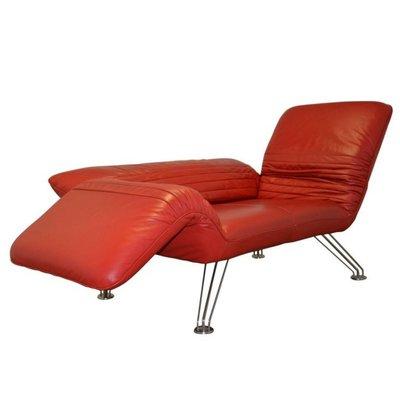 Stupendous Vintage Swiss Sofa Or Chaise Longue By Winfried Totzek For De Sede 1988 Creativecarmelina Interior Chair Design Creativecarmelinacom