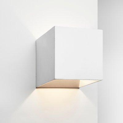 Lampada da parete Cromia bianca di Plato Design in vendita su Pamono