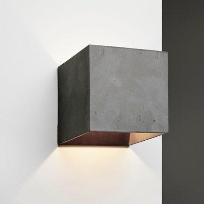 Lampada da parete Cromia grigia scura di Plato Design in vendita su ...