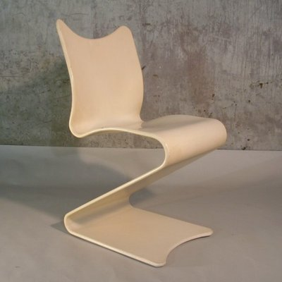no 275 s chair by verner panton for thonet 1965 for sale at pamono