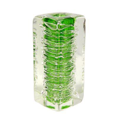 Glass Vase By Frantiek Vzner For Skrdlovice 1968 For Sale At Pamono