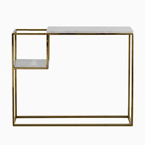HOP MAXI BRASS Console Table by Un'common