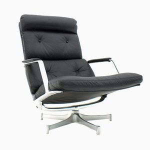 Mid-Century FK 85 Lounge Chair by Fabricius & Kastholm for Kill International