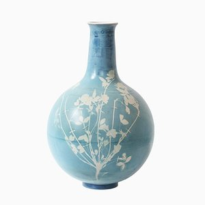 Blueware Vase by Glithero