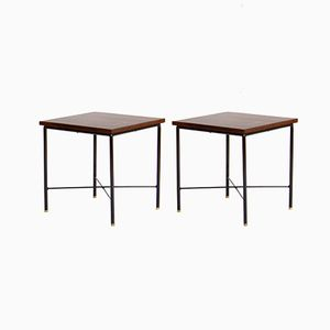 Tables d'Appoint par Geraldo de Barros, 1960s, Set de 2
