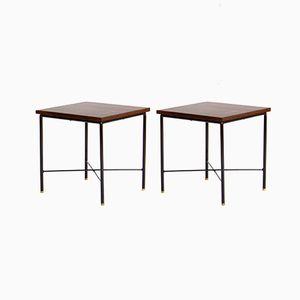 Tavolini di Geraldo de Barros, anni '60, set di 2