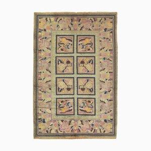 Art Deco Floral Rug