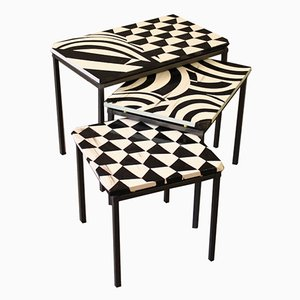 Soul of a Man Nesting Tables by Markus Friedrich Staab