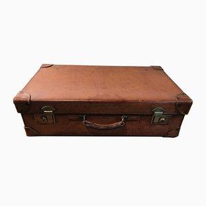 Koffer aus Leder, 1940er