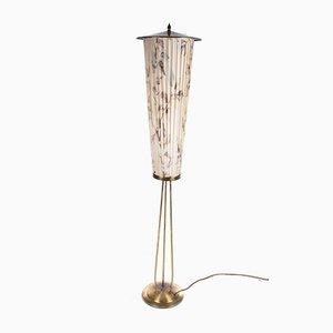 Deutsche Laternen Stehlampe, 1960er