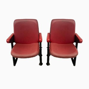 Cinema Chairs from Rima, 1970s, Set of 2