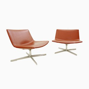 Catifa 80 Swivel Chairs from Arper, Set of 2