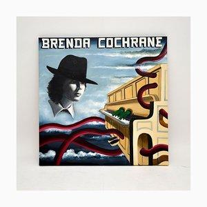 Oil Painting by John Mackay of Brenda Cochrane