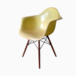 Sedia DAX di Charles & Ray Eames per Zenith, anni '50