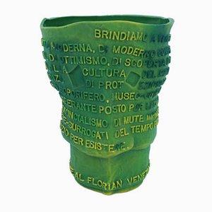 Goto Vase for Venice Art Biennale by Gaetano Pesce, 1995