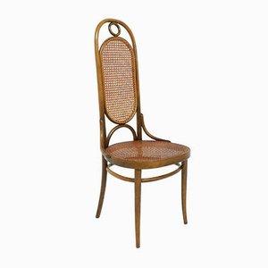 Mod. Nr. 17 Stühle aus Wiener Stroh von Michael Thonet für Thonet, 2er Set