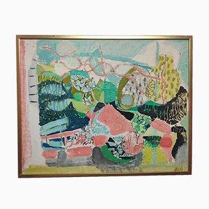 Gustav Bolin, Gemälde, 1980er