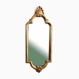 Louis XV Style Shell Mirror, 1960s