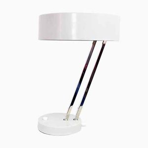 Metal and Steel Bar Desk Lamp from Kaiser, 1960s