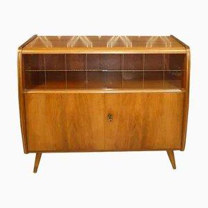 Small Showcase Cabinet, 1950s