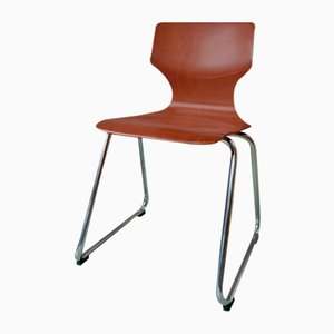 Vintage Stühle von Pagholz Flötotto, 8er Set