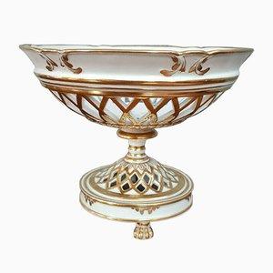 Empire Wedding Cups in Paris Porcelain, Set of 2