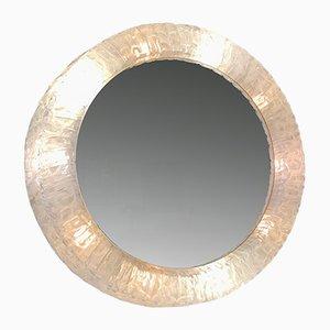 Backlit Mirror by Egon Hillebrand, Germany, 1960s
