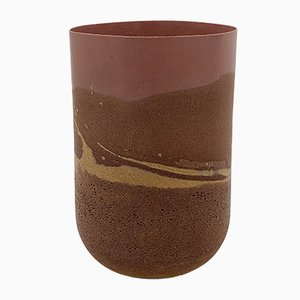Large Matter of Motion Vase by Maor Aharon