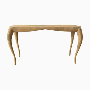 French Modern Shagreen Console Table from R&Y Augousti, Paris