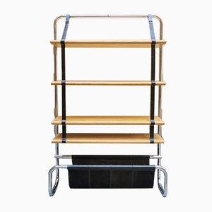 Jumbo Line Bookcase by Luigi Massoni for Frau, 1970s