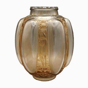 Vase von R. Lalique