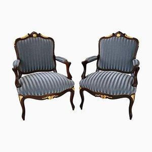 Barocker Stuhl Süddeutschland, 2er Set