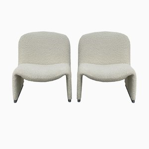 Alky Chairs by Giancarlo Piretti for Artifort & Castelli, Set of 2