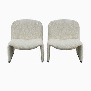Alky Stühle von Giancarlo Piretti für Artifort & Castelli, 2er Set