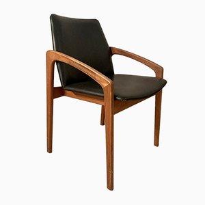 Model 23 Chair by Henning Kjærnulf for Korup Steumabrik