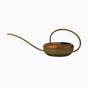 Mid-Century German Brass and Copper Watering Can, 19600s