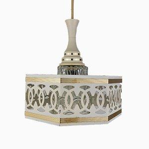 Mid-Century Pendant Lamp from Grafco, 1960s