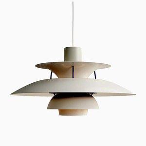 PH5 Pendant Lamp by Poul Henningsen for Louis Poulsen, 1950s