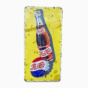 Pepsi Metal Plate, 1960s
