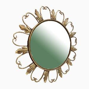 Gewölbter Metall Spiegel